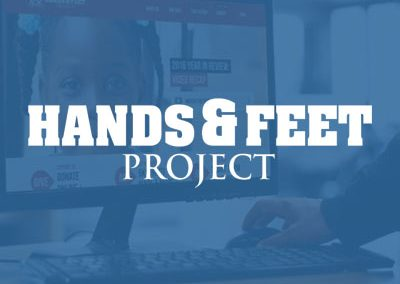 Hands and Feet – Web Development