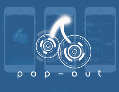 Popout iOS / Android App